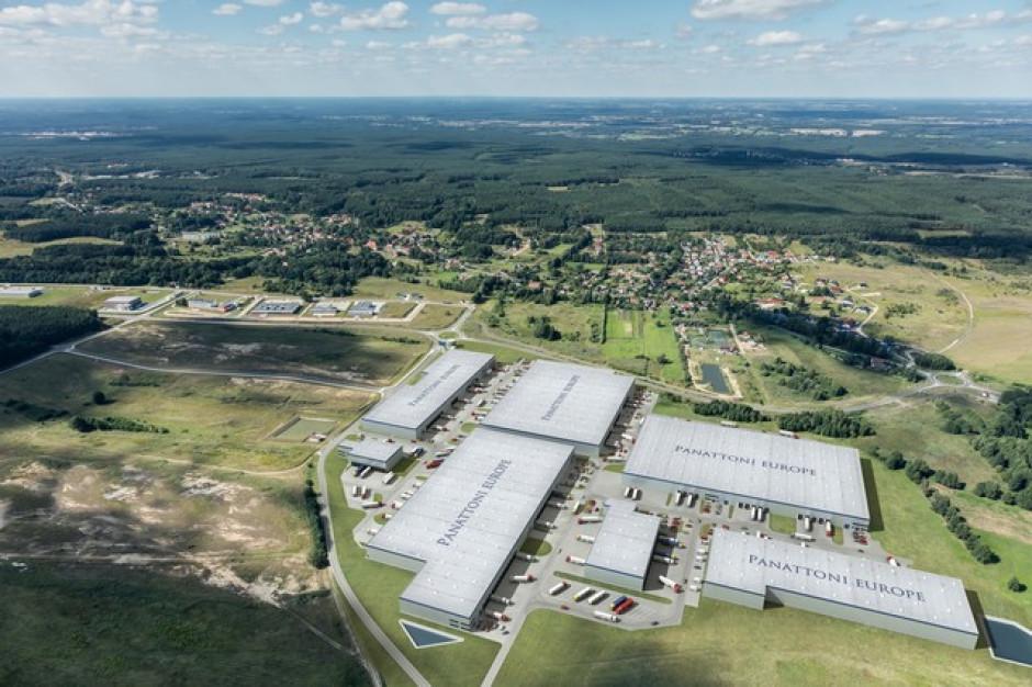 Panattoni Europe zwiększa podaż powierzchni magazynowej w Zielonej Górze