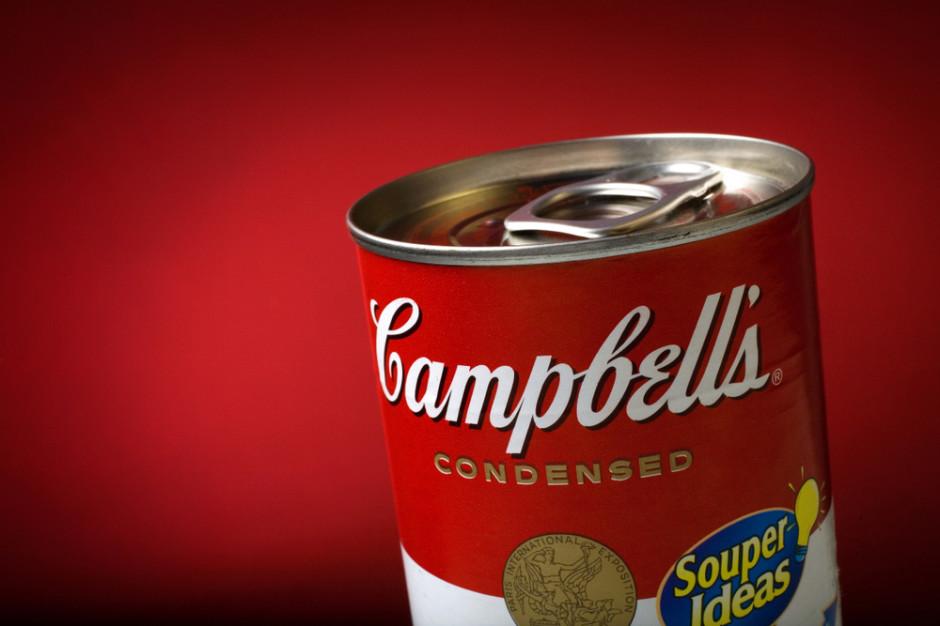 Campbell Soup notuje stratę