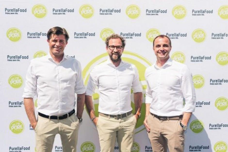 Purella celuje z prozdrowotną ofertą w konsumentów żywności konwencjonalnej