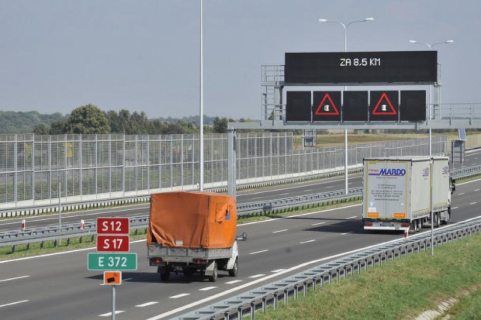 Kondycja polskiego transportu drogowego