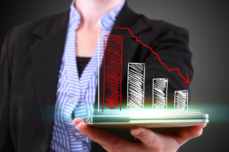 KUKE: Początek roku przyniósł wzrost natężenia upadłości firm