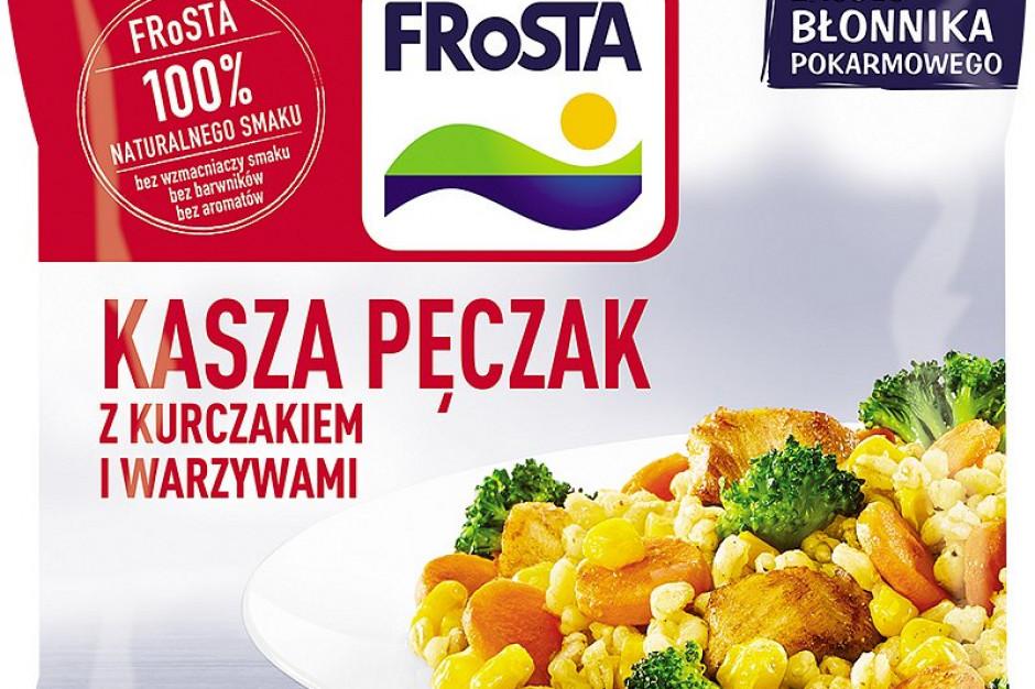 Frosta wprowadza kaszę pęczak z kurczakiem i warzywami
