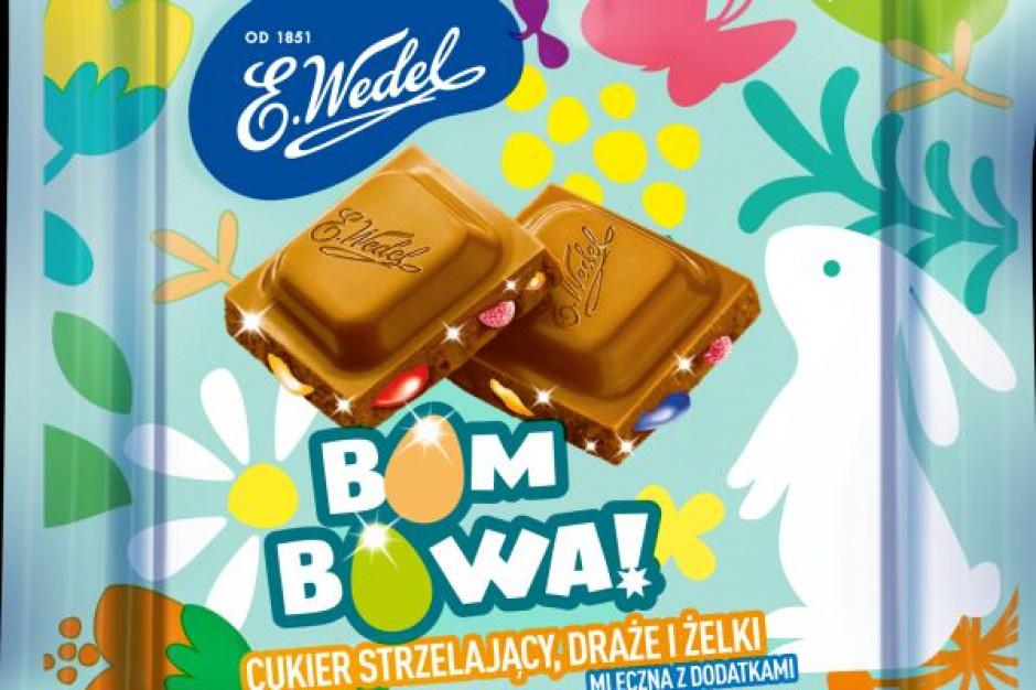 Limitowana oferta słodyczy od E. Wedel na Wielkanoc