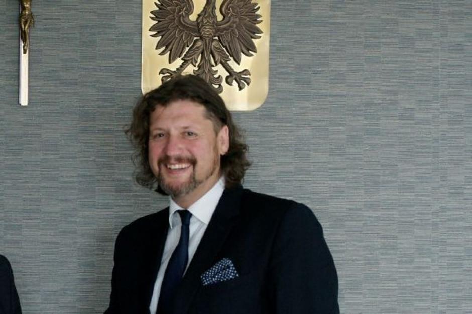 Dyrektor Generalny KOWR Piotr Serafin odwołany ze stanowiska