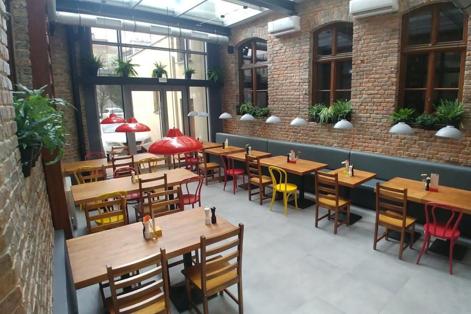 Sfinks otworzył Fabrykę Pizzy w Katowicach