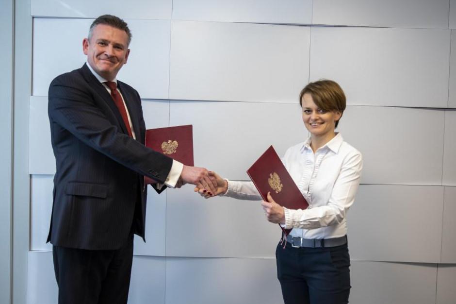ABB oraz MPiT zacieśniają współpracę na rzecz rozwoju przemysłu przyszłości