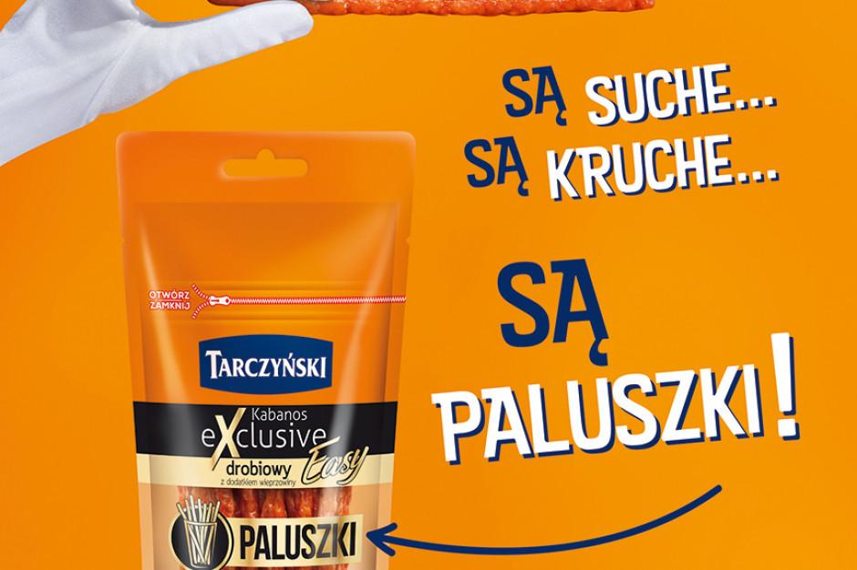 Tarczyński S.A. rozpoczyna kolejną kampanię telewizyjną kabanosów