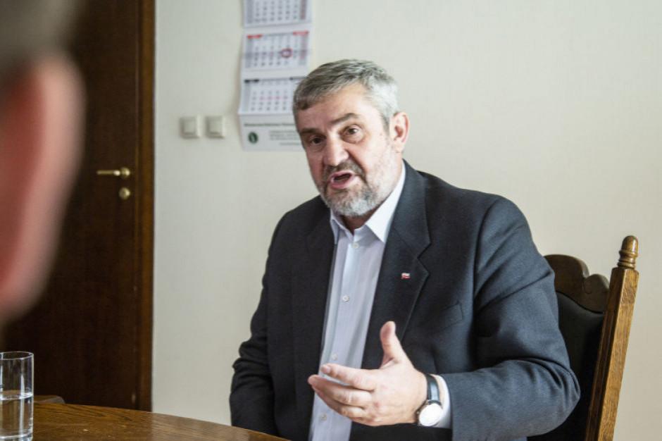 Minister Ardanowski: manifestacje szkodzą, a nie pomagają rolnictwu