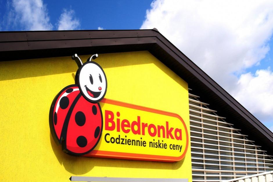 Biedronka powiększyła sieć w ciągu 5 lat o 313 sklepów
