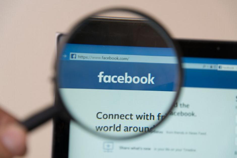 Rusza śledztwo ws. handlu Facebooka danymi użytkowników