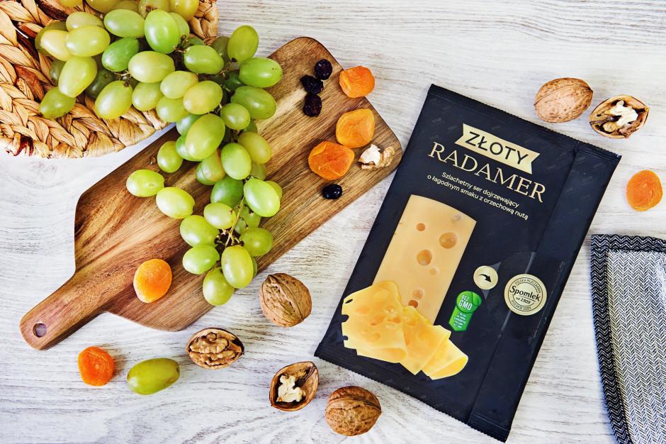 Spomlek wprowadza nowy ser na 110 urodziny