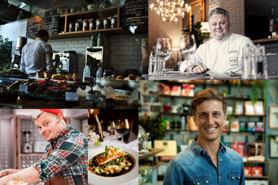 Casualowy piątek: Wykształcenie kucharzy a sukces restauracji. Szkoły gastronomiczne na topie