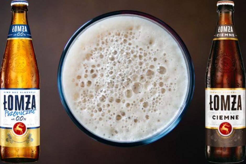 Browar Van Pur i marka Łomża zaczyna sezon od poszerzenia portfolio o dwa warianty piw