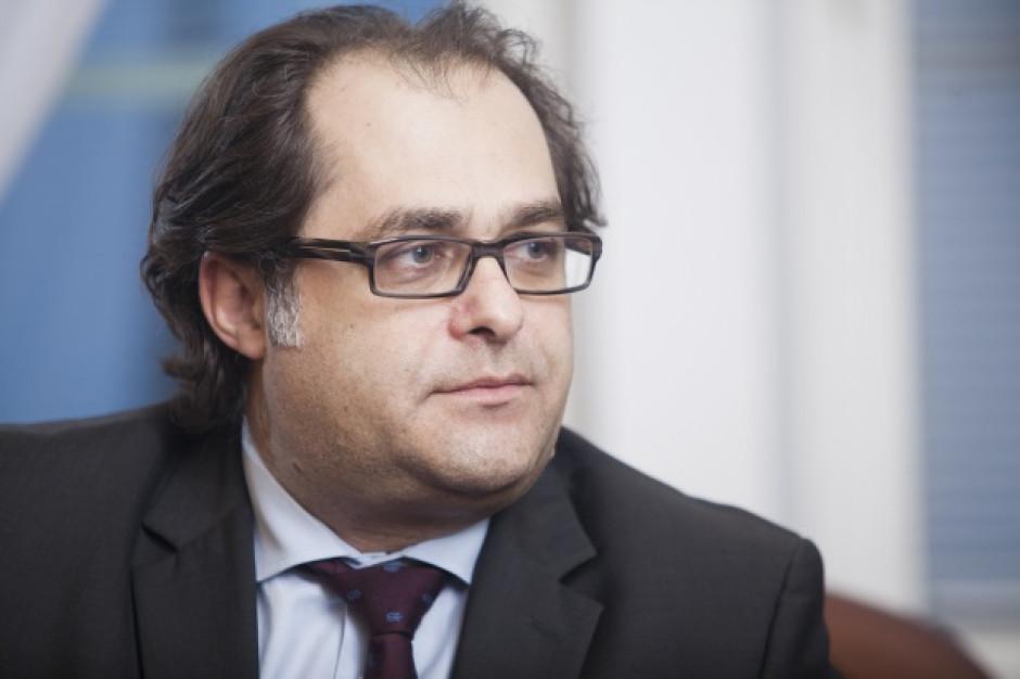 Gróbarczyk: Inwestycje w polskich portach zwiększą przeładunki do 200 mln ton rocznie