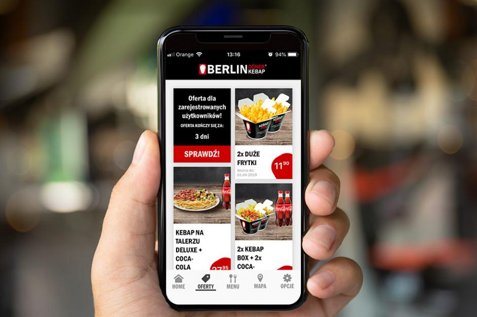 Berlin Döner Kebap stworzył własną aplikację mobilną