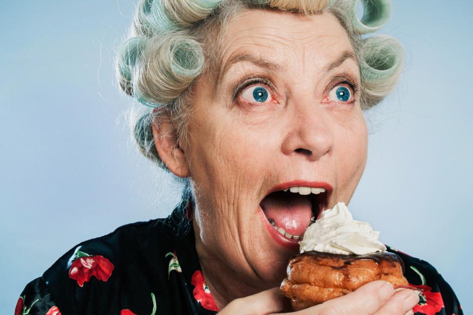 Braku mięsa w diecie nie należy rekompensować słodyczami