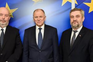 KE zadowolona ze spotkania z ministrami rolnictwa Polski i Czech ws. mięsa