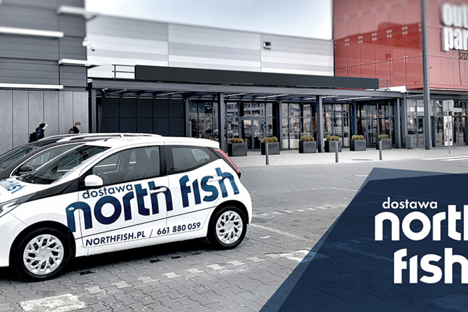 North Fish rozwija kanał delivery w Szczecinie