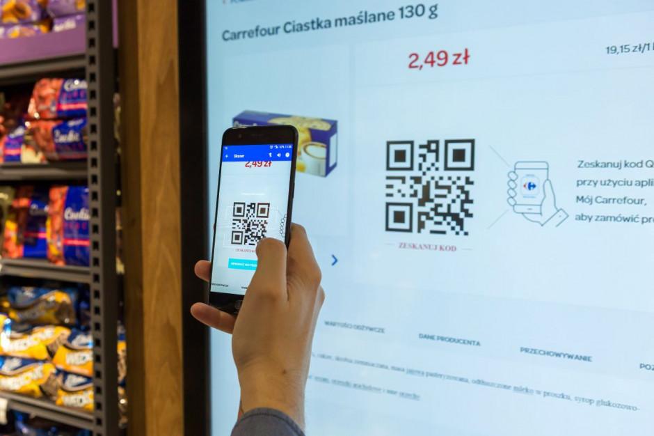 Carrefour Polska wzmacnia sprzedaż omnikanałową poprzez współpracę z Google