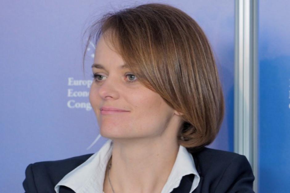 Emilewicz o danych GUS ws. produkcji przemysłowej: W lutym powinniśmy być liderem w UE