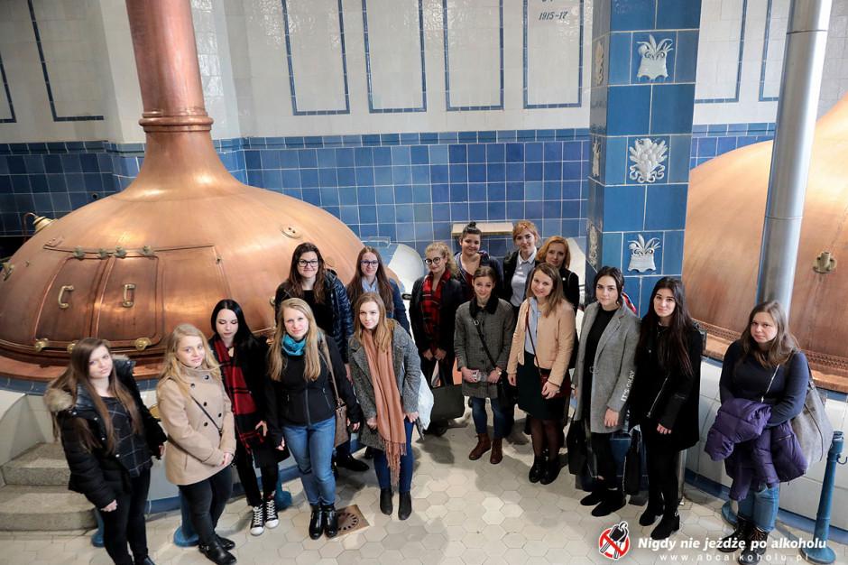 Kompania Piwowarska zorganizowała dni otwarte dla studentek i absolwentek