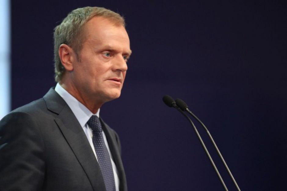 Tusk: możliwe jest krótkie wydłużenie procesu wyjścia Wielkiej Brytanii z UE