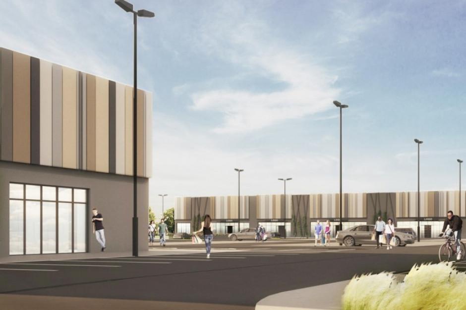 PA Nova buduje park handlowy w Zielonej Górze