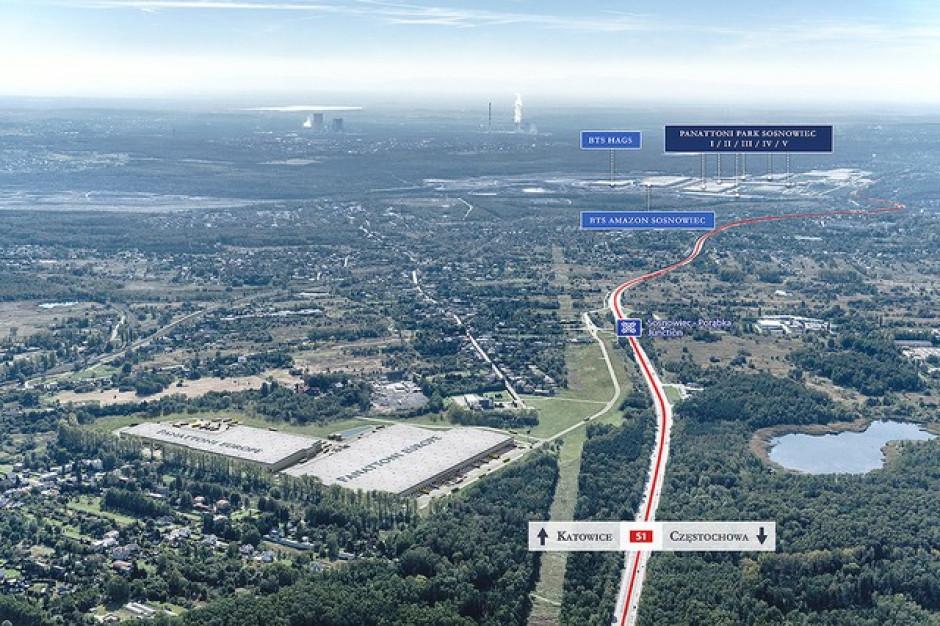 Panattoni Europe rozpoczyna nową inwestycję w Sosnowcu