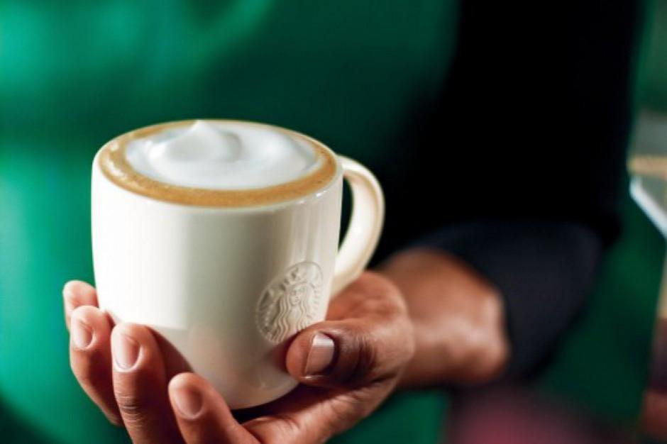 Starbucks otwiera 24. kawiarnię w Warszawie, 71. w Polsce