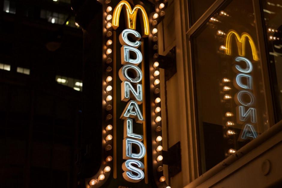 McDonald's za 300 mln dolarów kupuje firmę technologiczną; będzie modyfikować menu