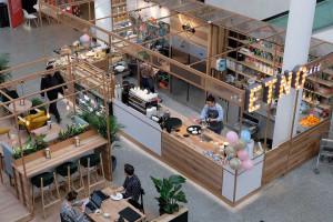 Pierwsza kawiarnia Etno Cafe w Gdyni