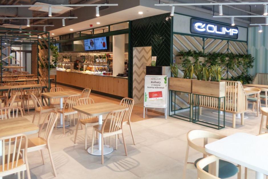 Nowa restauracja Olimp w Krakowie