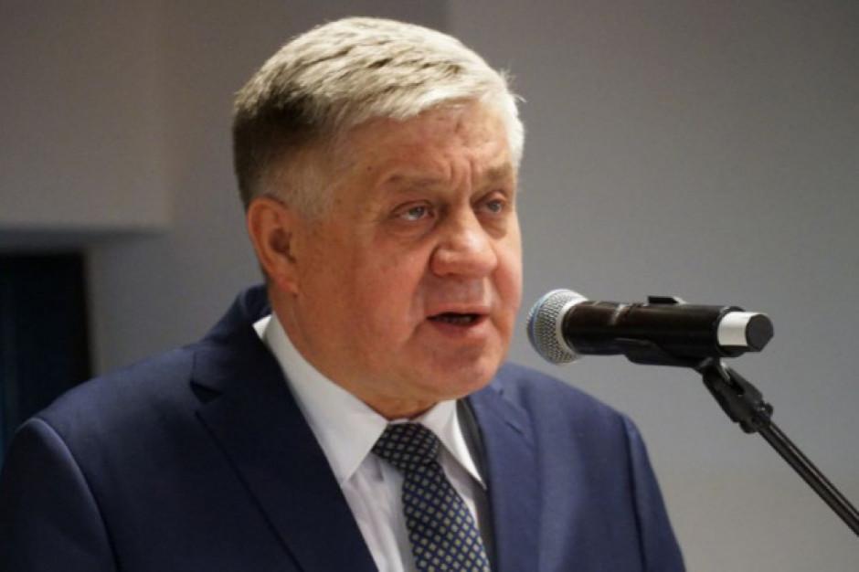 Krzysztof Jurgiel wystartuje w wyborach do Parlamentu Europejskiego
