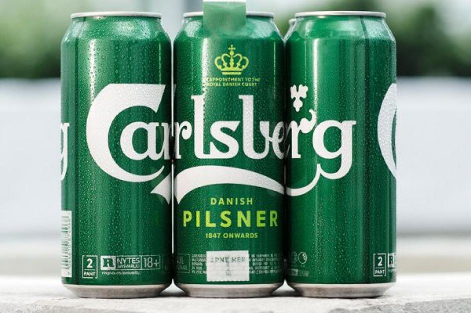 Carlsberg Polska zmniejszył w 2018 r. zużycie energii i CO2, ale wzrosło zużycie wody