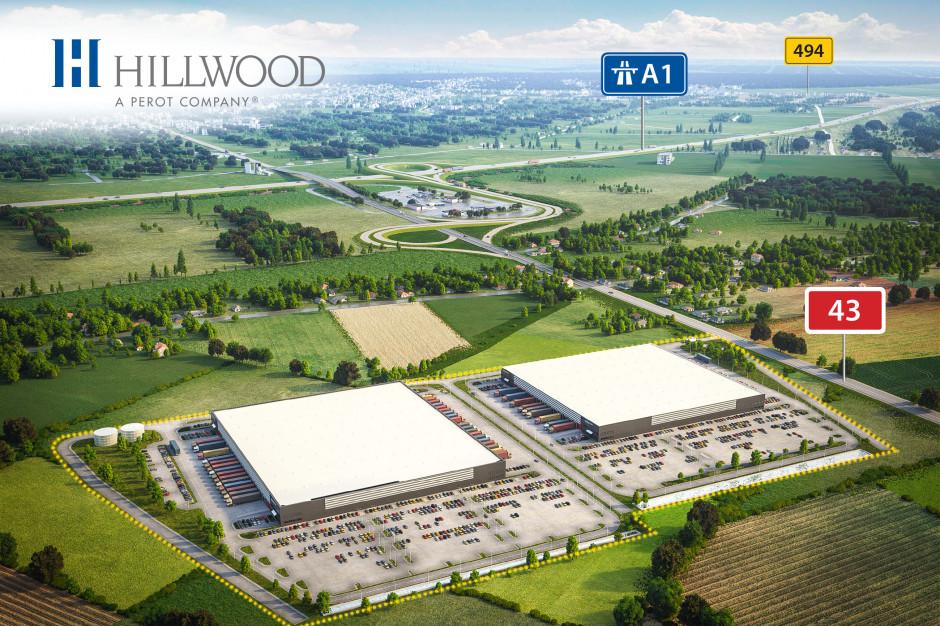 Hillwood buduje centrum logistyczne pod Częstochową