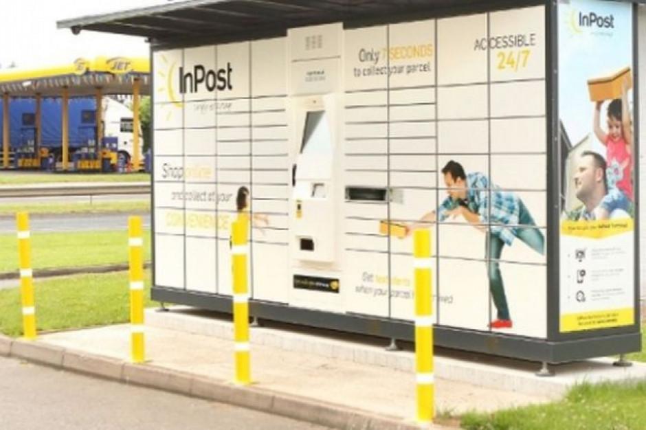 InPost: Paczkomaty dostępne w coraz mniejszych miejscowościach