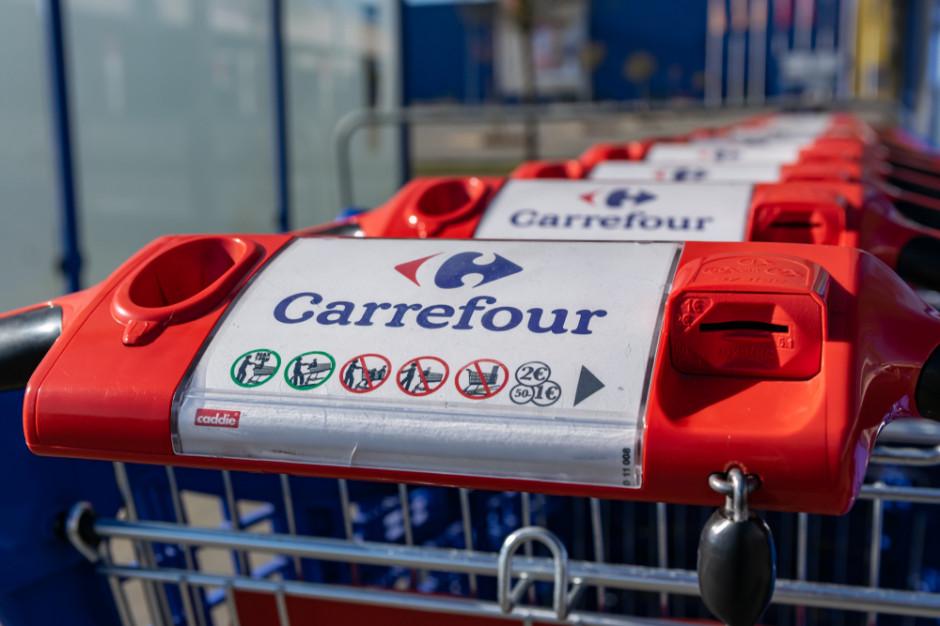Carrefour planuje zwolnić kolejne 1500 osób