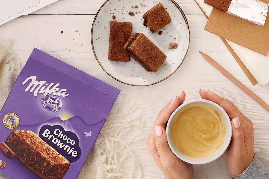 Milka Choco Brownie – nowość w ofercie Mondelēz International