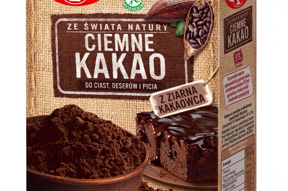 Czarne Kakao Intense i Ciemne Kakao - nowości od Dr. Oetkera