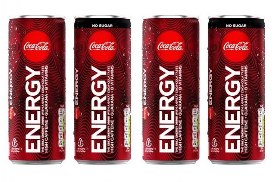 Coca-Cola ma własny napój energetyczny