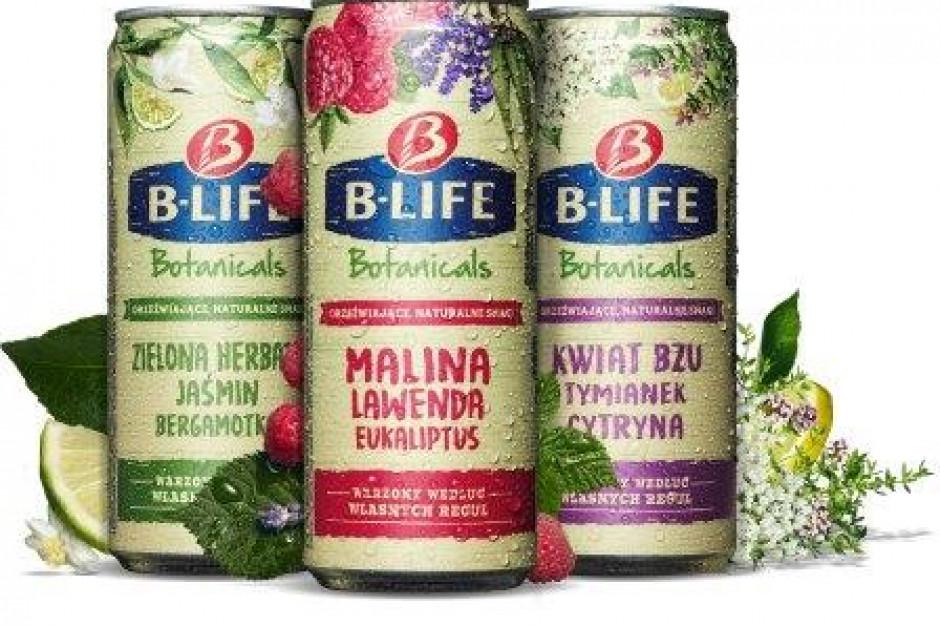 Kompania Piwowarska wchodzi w nowy segment – napojów botanicznych