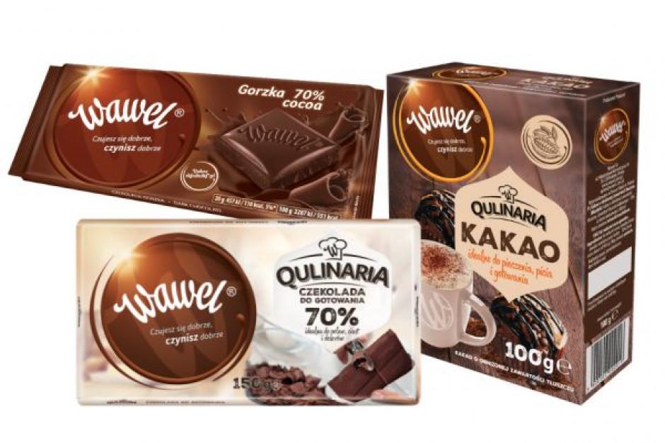 Kakao Wawel i dwie odsłony Czekolady Gorzkiej od marki Wawel na Święta