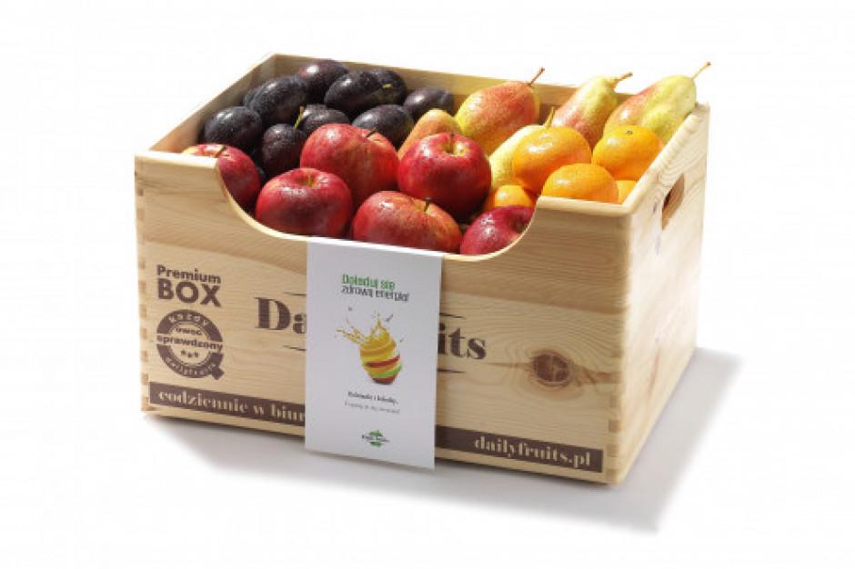 DailyFruits: wykreowaliśmy potrzebę rynku na owoce i warzywa w biurach