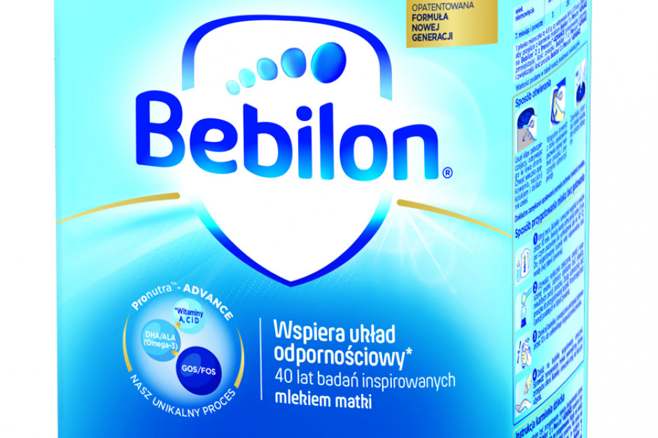 Bebilon 2 startuje z nową kampanią reklamową