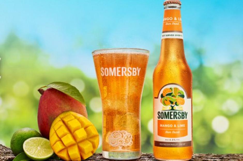 Somersby Mango & Lime w nowym spocie telewizyjnym