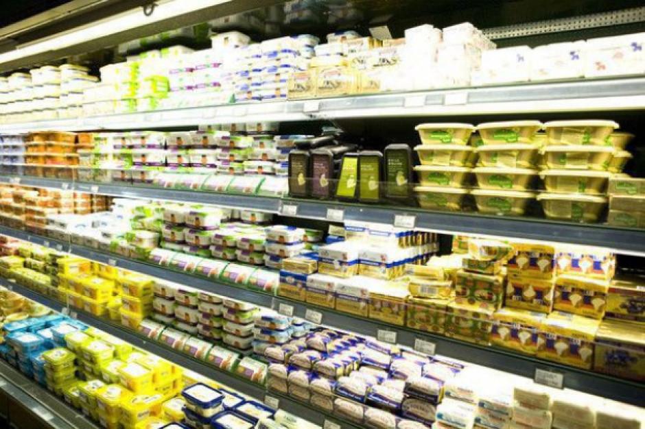 Ceny detaliczne produktów mleczarskich wyższe niż przed rokiem