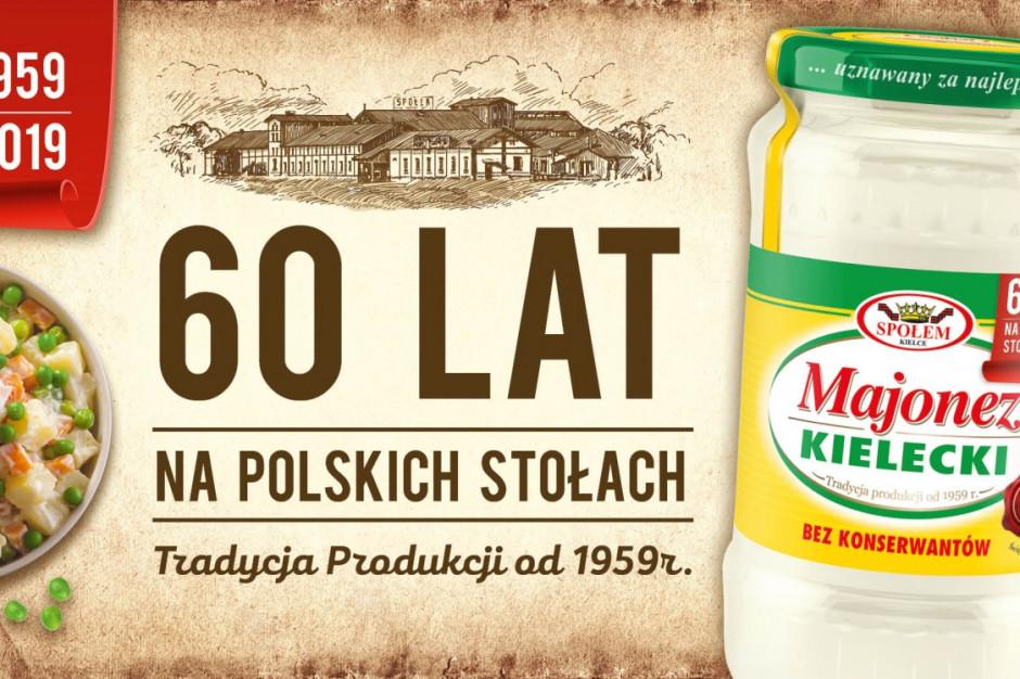 Majonez Kielecki świętuje 60. urodziny