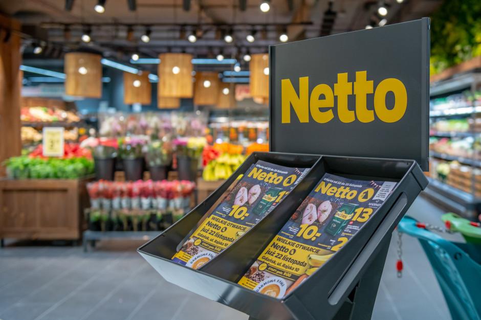 Netto otwiera kolejne sklepy w nowym koncepcie 3.0