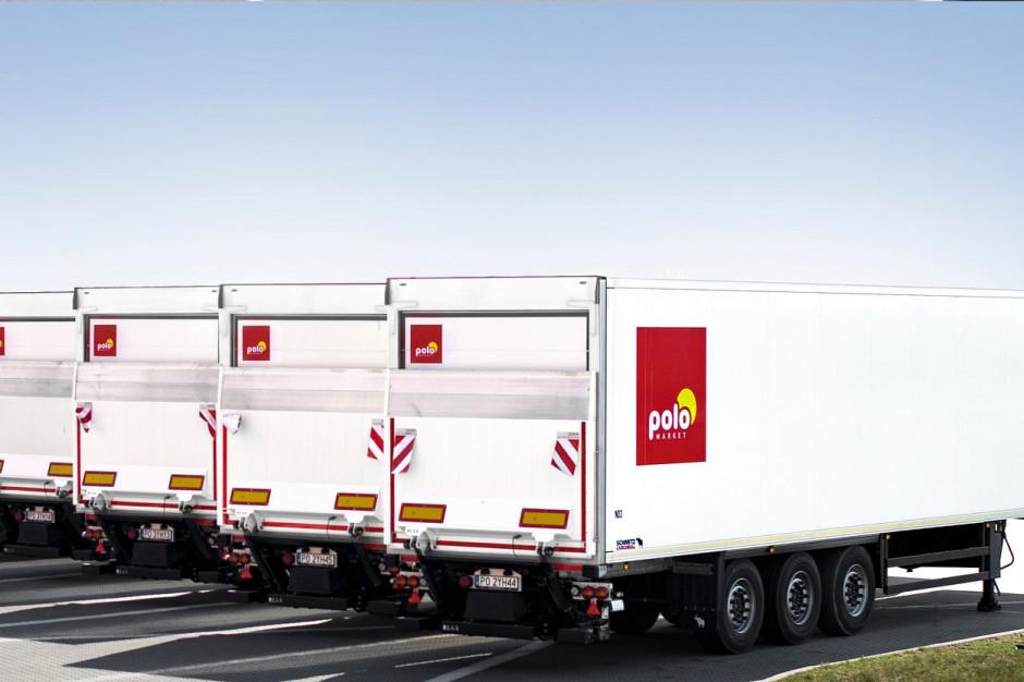 POLOmarket kupuje kolejne nowe naczepy chłodnicze
