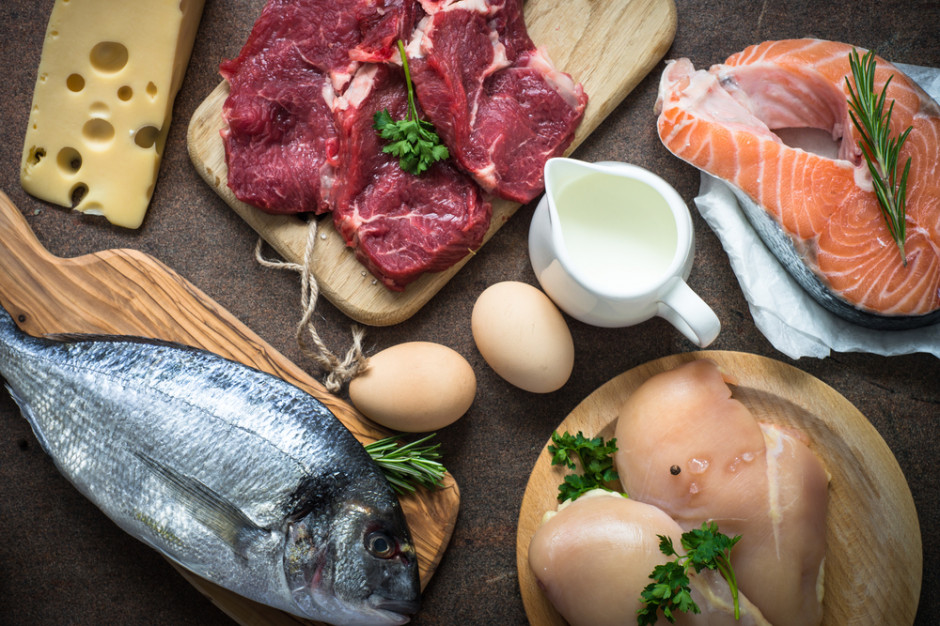 Białko zwierzęce zwiększa ryzyko przedwczesnej śmierci